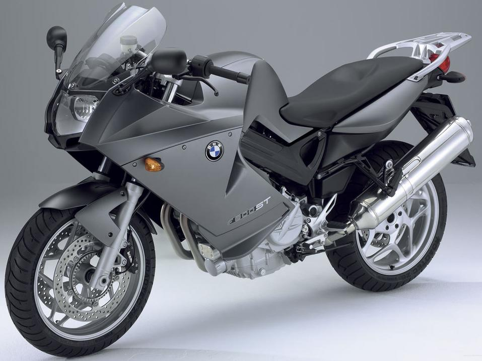 Bmw F 800 St In 2020 Bmw Motorfietsen Bmw Motor