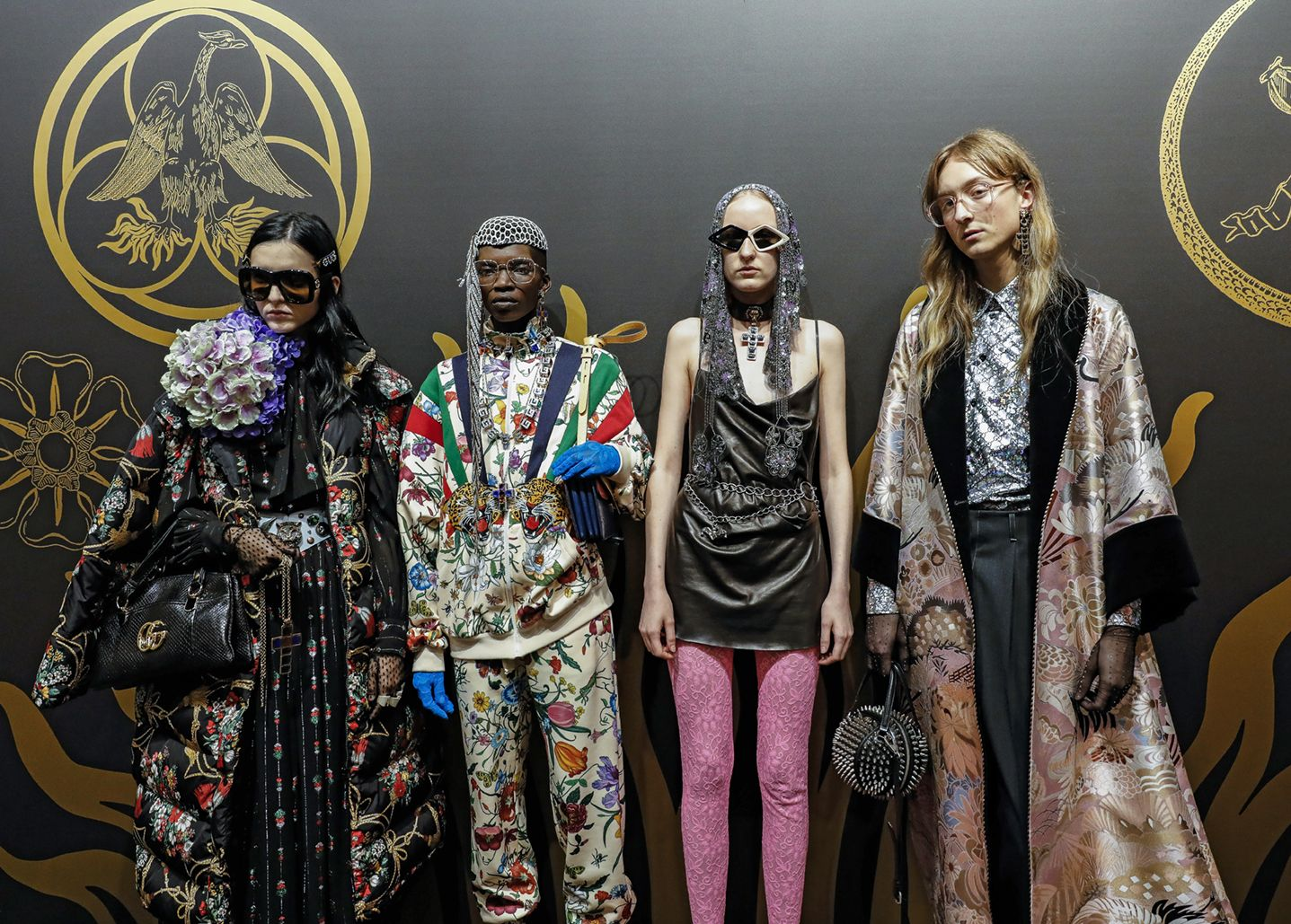 749c728d48 Rave in a Cemetery | The Alternative View | Fashion, Gucci, Gucci ...