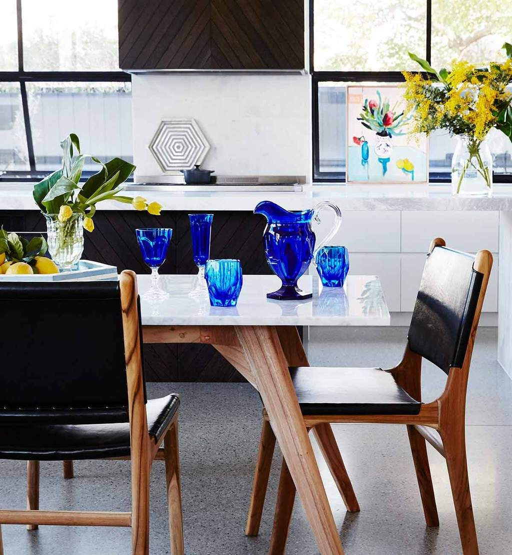 Woodrow Marble Rectangle Dining Table In White Dining Chairs Rectangle Dining Table Timber Dining Table
