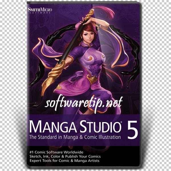 manga studio 5 full crack download