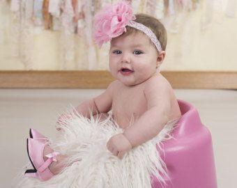 Pee wee pumps, Baby heels, Baby crib shoes