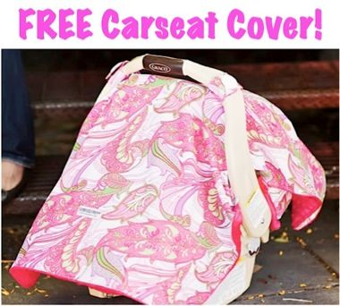 Free car seat cover just pay shipping