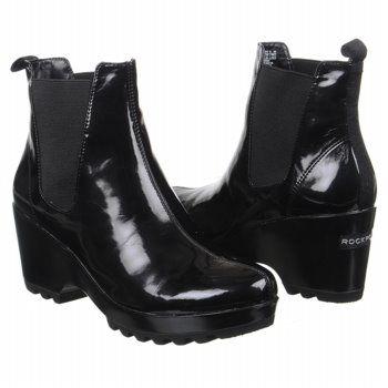 Rockport Lorraine Chelsea Boots (Black) - Women's Boots - 6.0 M