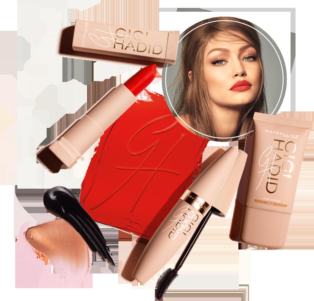 Gigi Hadid Maybelline Collection Ulta Beauty Gigi