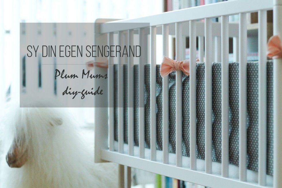 Diy Babyzimmer ~ Diy sengerand baby diy baby babies and knit crochet
