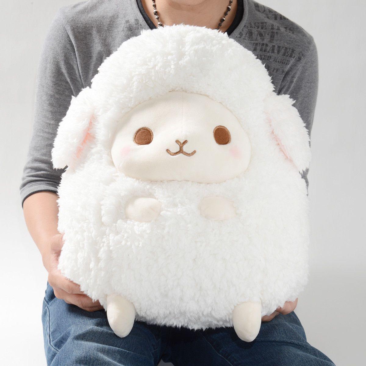 Wooly Baby Sheep Plush Collection (Big) Kawaii plush
