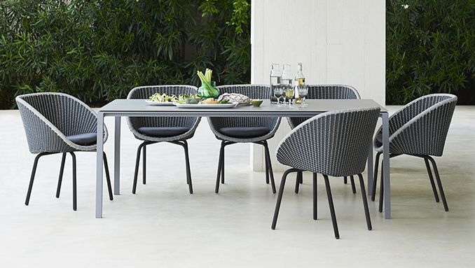 Garden Furniture By Cane Line Exclusive Luxury Outdoor Patio