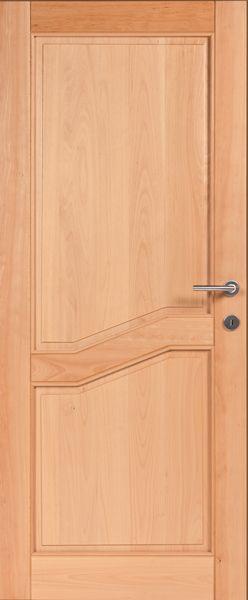 Porte intérieure hêtre 112 Portes de style Pinterest Porte de