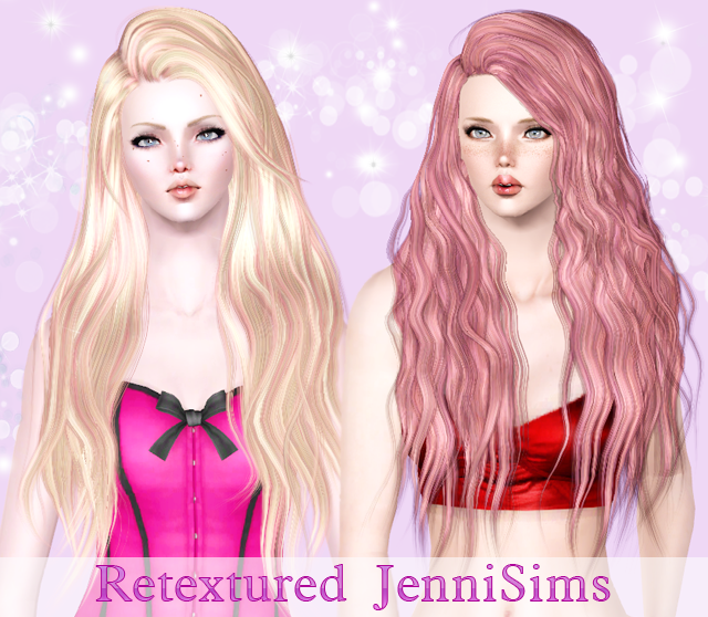 Jennisims Downloads Sims 3 Stealthic Hairs Retextured Sims 3 Cc