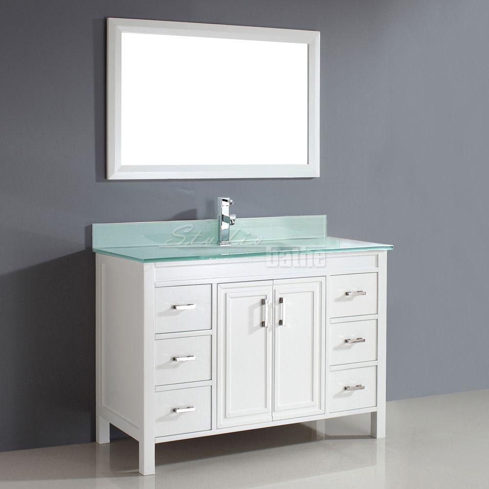 Pin By Housefurniture On Bathroom Furniture Bathroom White Vanity