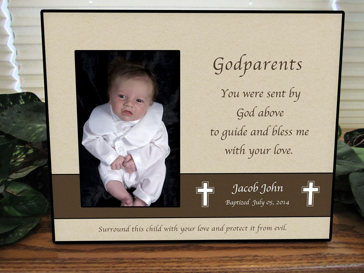 Godparent Gift Baptism Gift for Godparents Baptism by TheSubShoppe ...