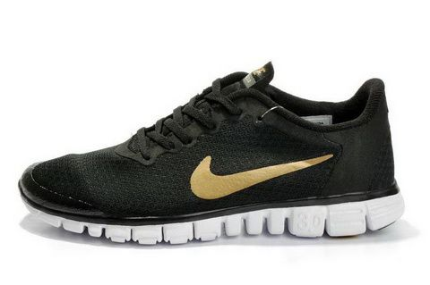 big sale 05fd2 8b9ed Nike Free 3.0 V2 Black Gold