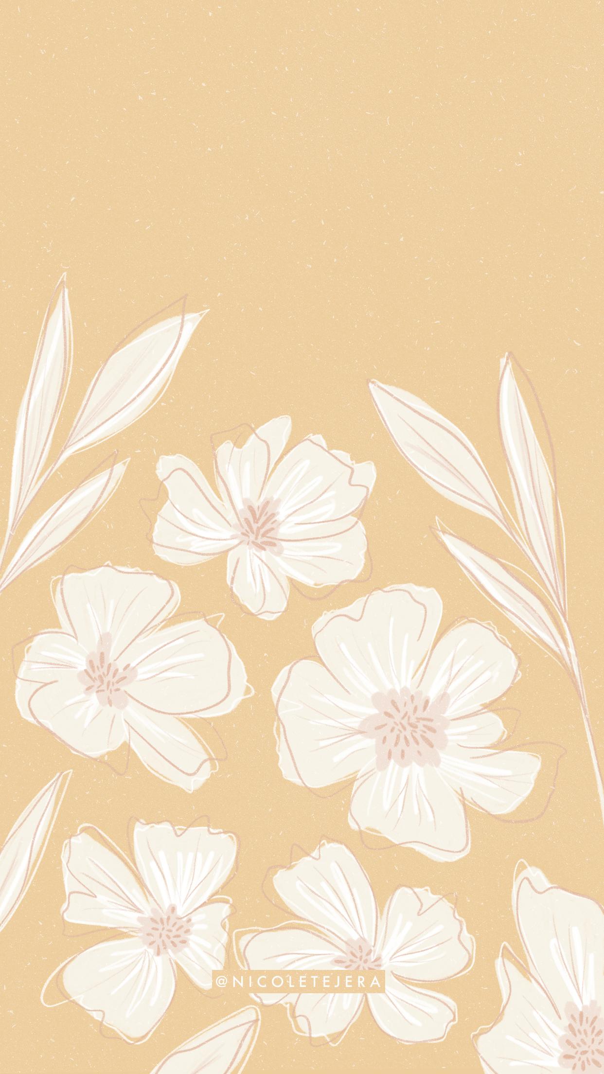 Spring iPhone/Android Wallpaper Lockscreen #lockscreeniphone
