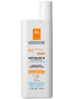 La Roche Posay Tinted Anthelios 50 Mineral Ultra Light Sunscreen
