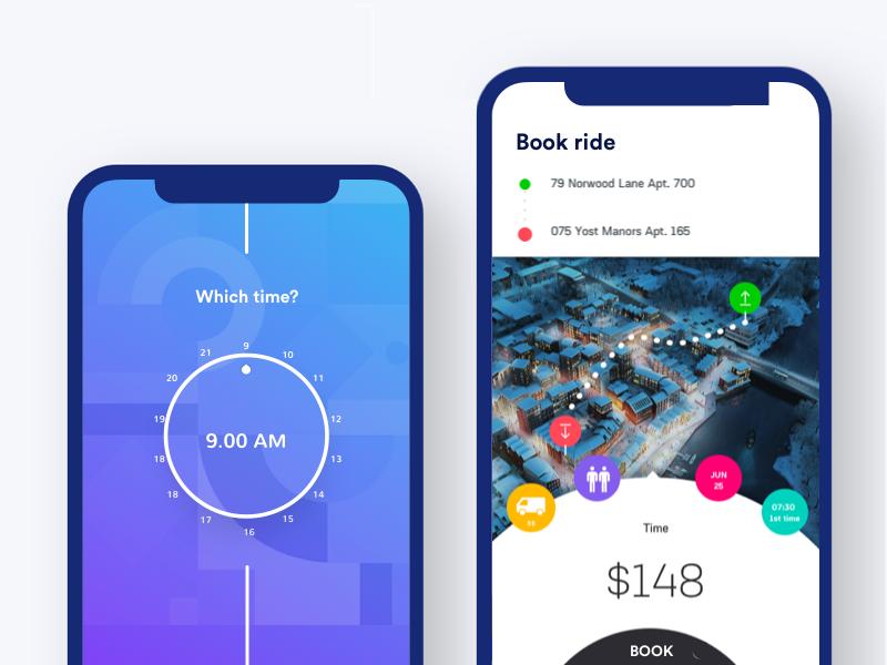uiux case pack my home app - Design My Home App