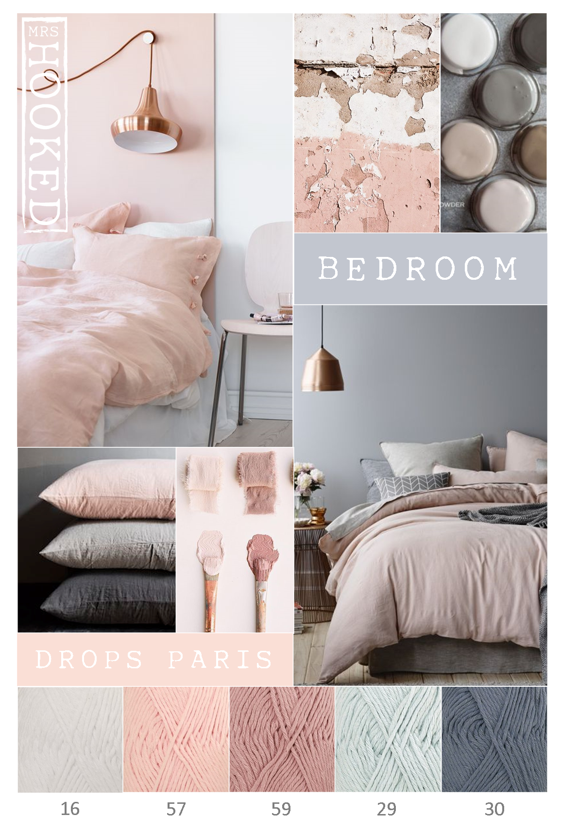 Kleurinspiratie Bedroom Grijs En Roze Drops Paris Bedroom Color Ideas For Me Gold Bedroom Rose Gold Bedroom Bedroom Design