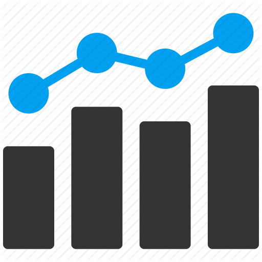 Analytics Report Data Diagram Statistics Bar Chart Financial Graph Icon Download On Iconfinder Icon Graphing Glyphs