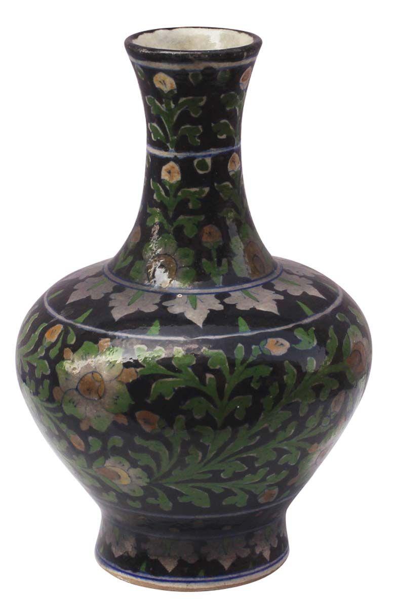 Bulk Wholesale Handmade Pot Shaped Large Ceramic Flower Vase In