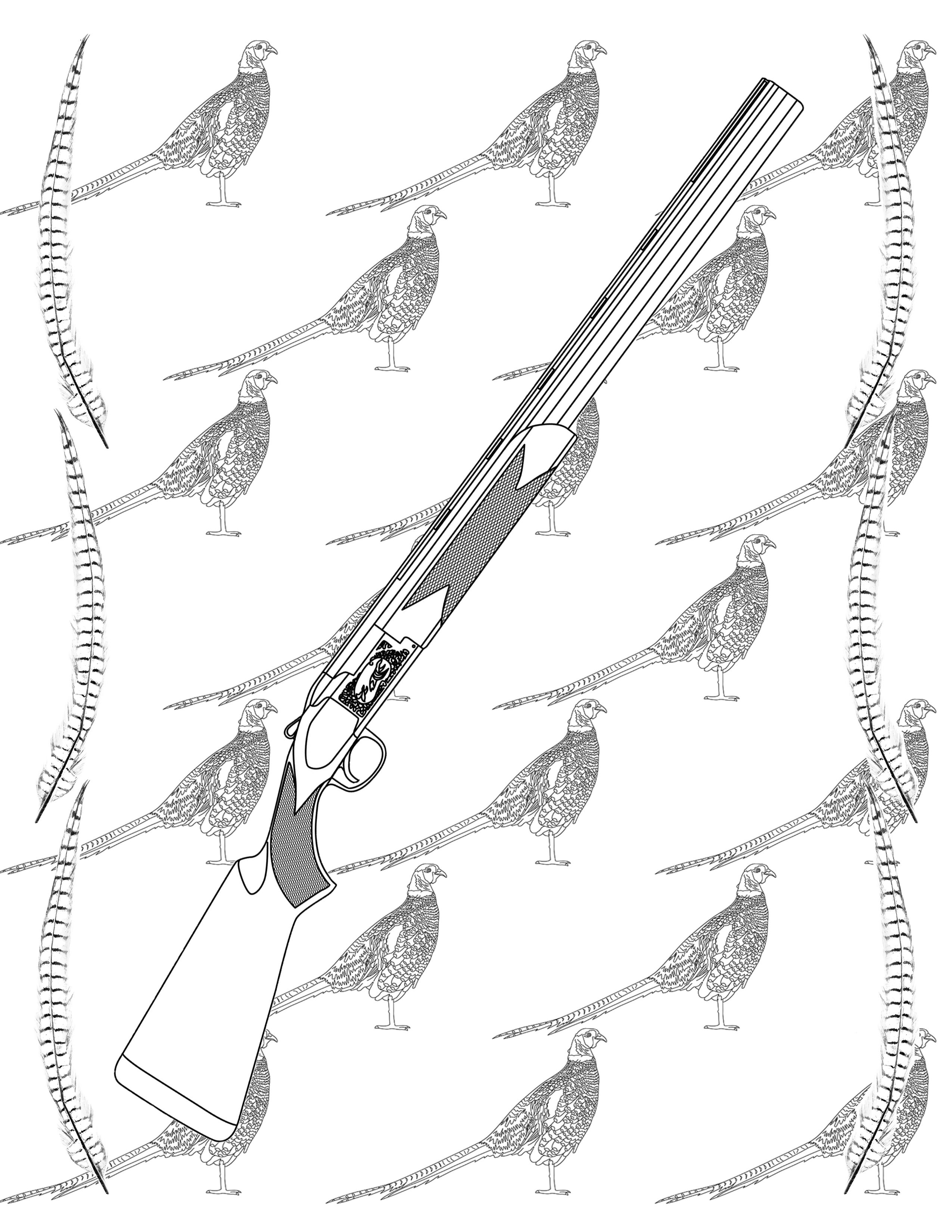 Browning over and under is the perfect upland game hunting shotgun ...