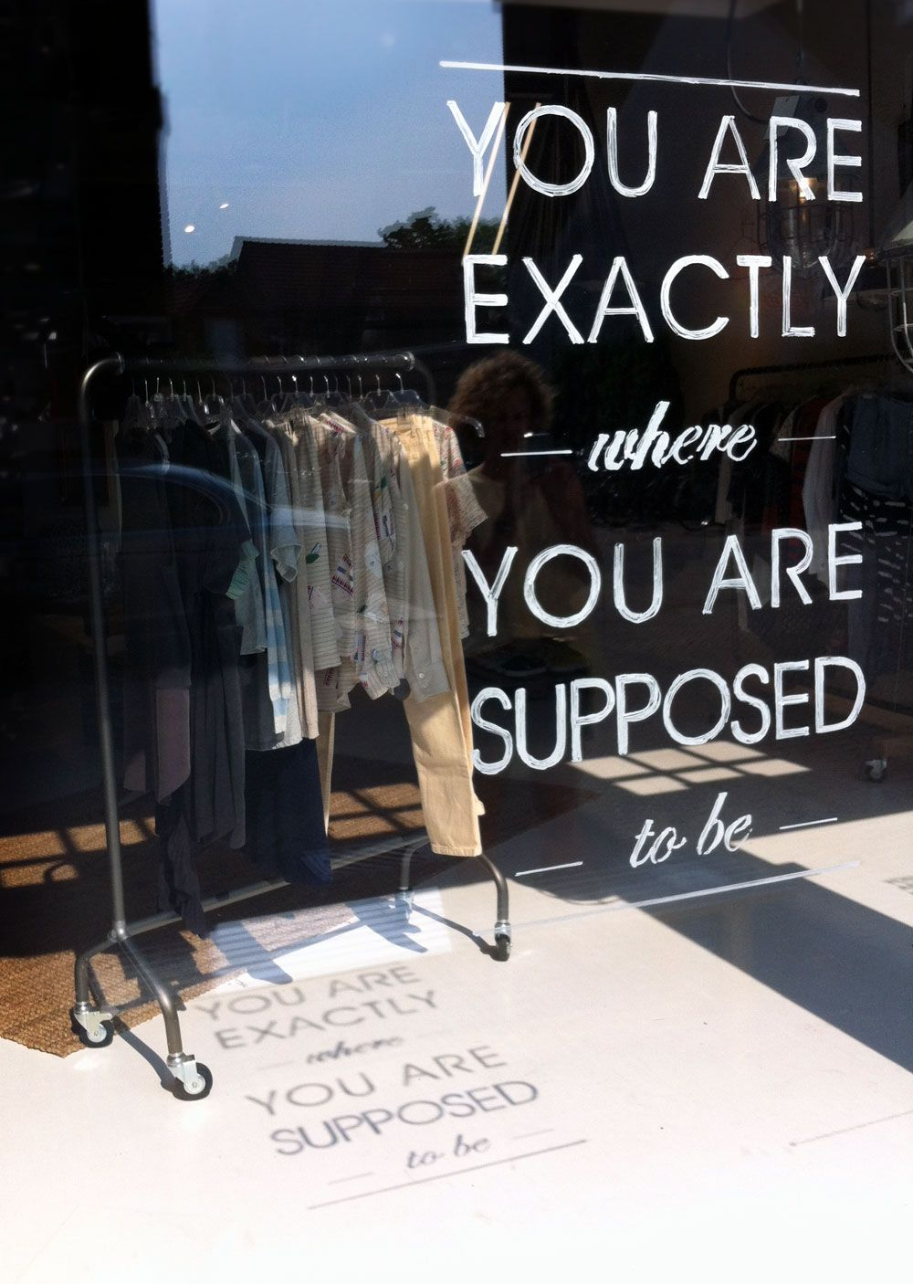 Window Quotes Tuesday Window Quote  You Are Here 23072013  Quotes  Pinterest