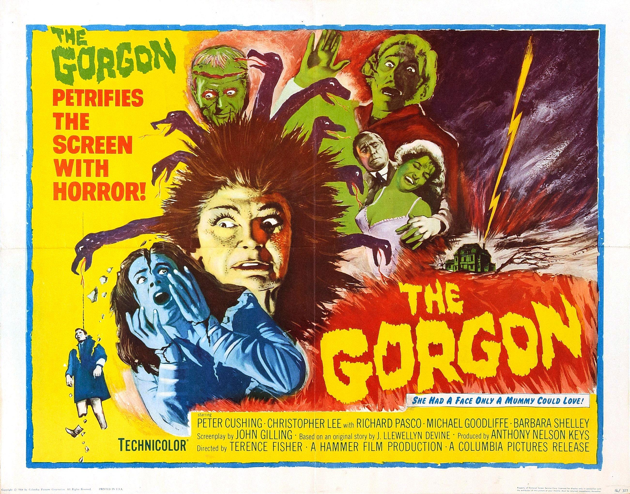 Hammers The Gorgon 1964