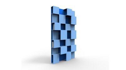 Pixl Bookcase Bookcases Cabinets Roche Bobois
