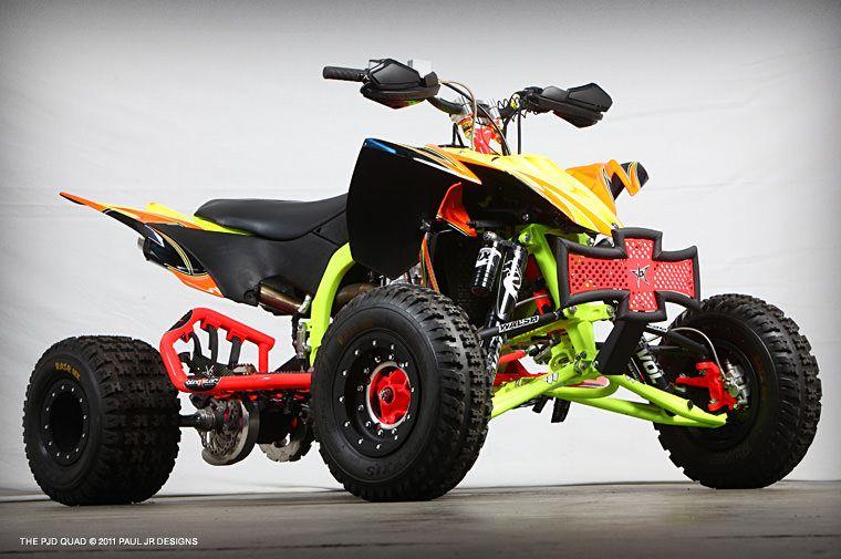Blingstar Yfz Build Google Search Yamaha Atv Monster Trucks
