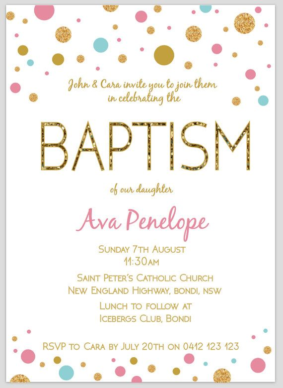 One of a kind baptism stationary personalised specifically for you!  Having someone design a beautiful unique set of stationary can cost upwards of $500! Kross&Co give you an option thats easier on your bank accounts, and will provide that WOW factor you are looking for. This unique invitation will be altered on purchase to include the details of YOUR big day. All wording can be changed as well as colouring.  Whats included in the price? Digital Copy of the invitation NO PHYSICAL ITEM WILL…