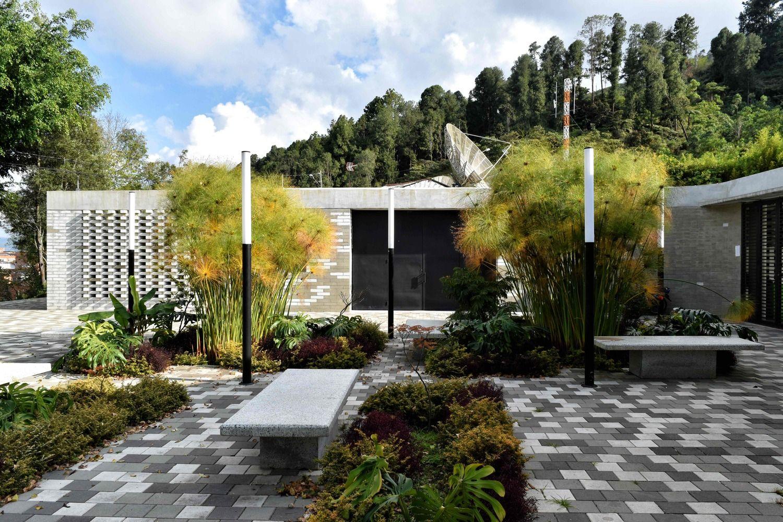 Gallery Of Raices Educational Park Taller Piloto Arquitectos 13 Landscape Architecture Landscape Design Modern Architecture