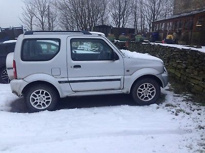 eBay: Suzuki Jimny automatic Mot may been stood for a while battery