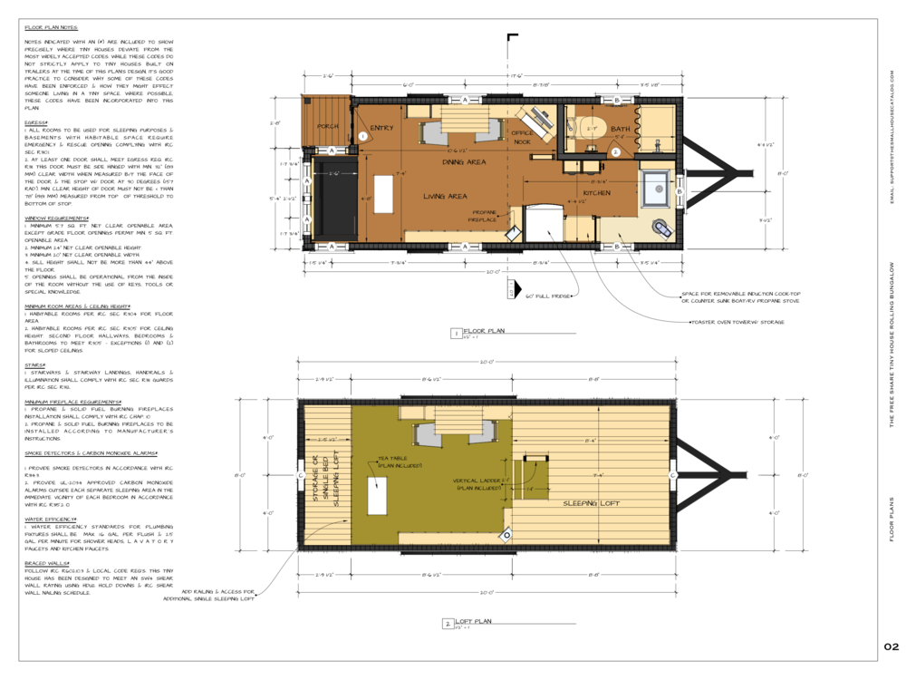 No 1 Moschata Us Canada Version Tiny House Floor Plans Tiny House Plans Free Tiny House Plan