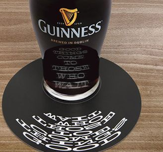 cool beer coasters
