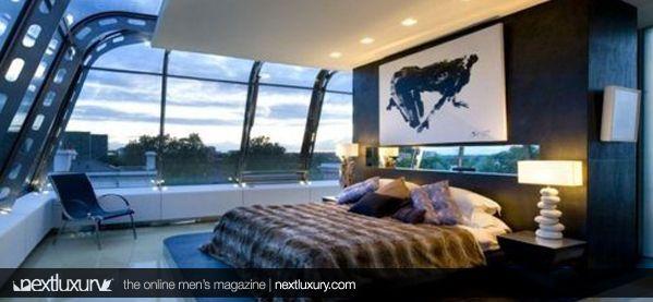 Amazing Bedroom Design. Http://www.nextluxury.com