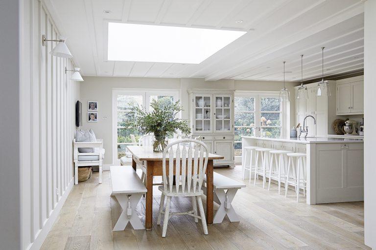 Best Hessian Sw18 London Houses 019 Edwardian House Contemporary Farmhouse London House 400 x 300