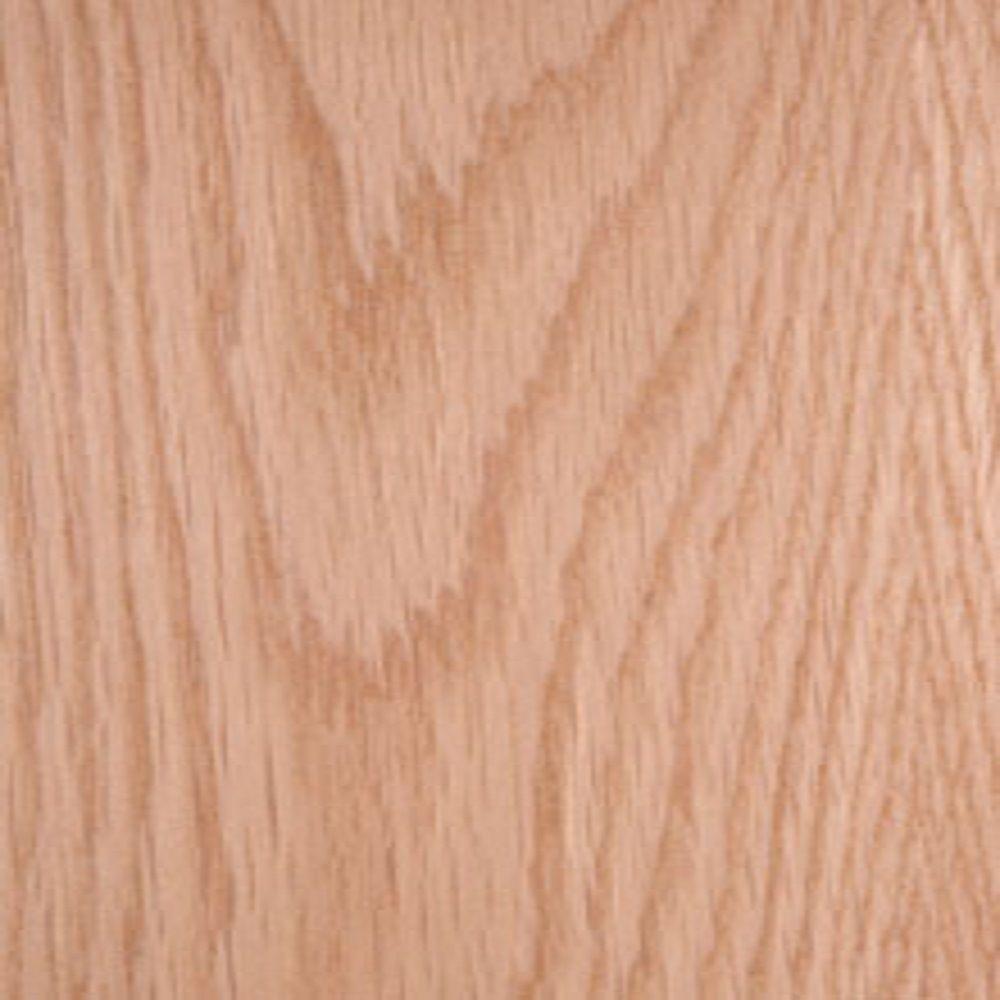 Edgemate 24 In X 96 In White Oak Wood Veneer With 10 Mil Paper Backer Brown Tan In 2020 White Oak Wood Wood Veneer Red Oak Wood