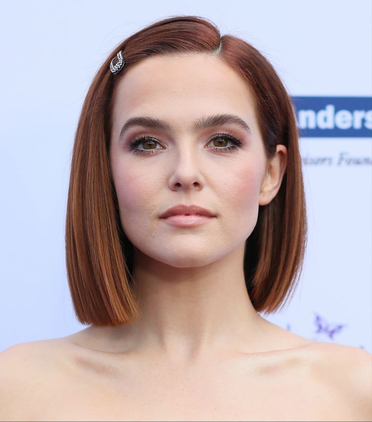 Cinnamon Hair Color Looks Great on All Skin Tones—