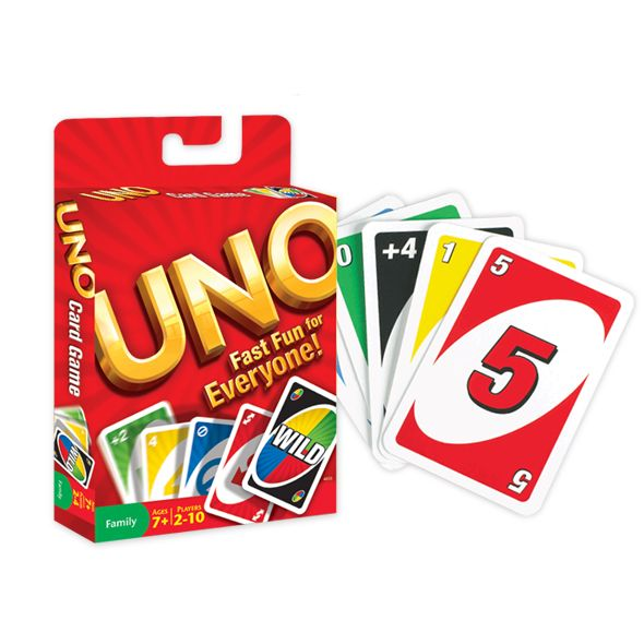 pincards against on mattel  uno card game card games