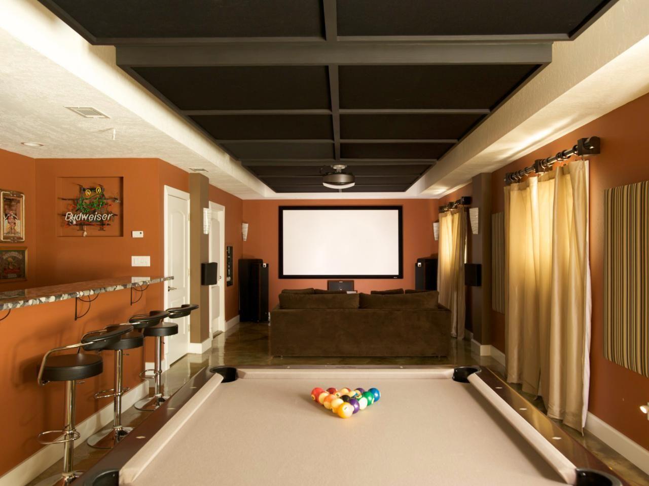 13 Amazing Basement Design Ideas Decorating