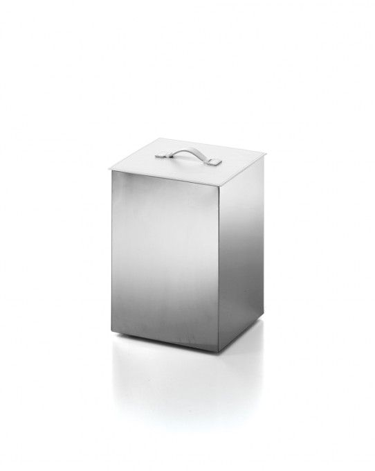 #Lineabeta #Secioni waste bin 53431.29.09   #Modern #Stainless steel   on #bathroom39.com at 166 Euro/pc   #accessories #bathroom #complements #items #gadget