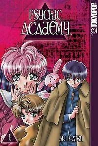Psychic Academy Genre: Action, Drama, Ecchi, Romance