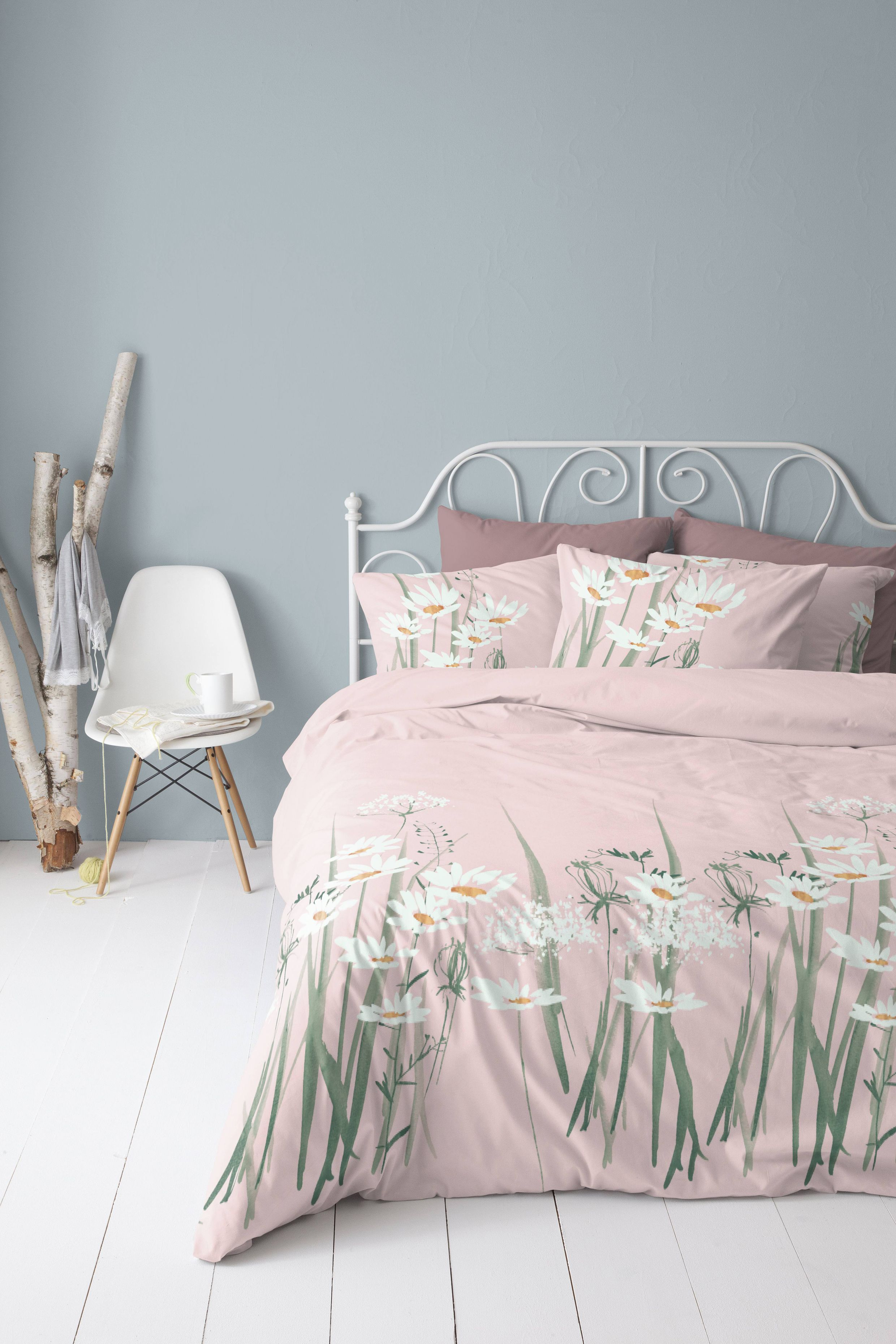 fresh stripe of duvet pink pale cover covers twin