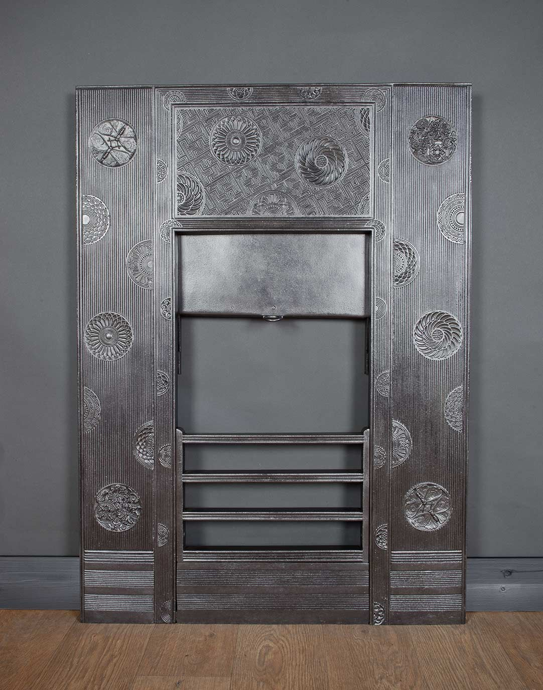 thomas jeckyll antique fireplace a beautiful antique cast iron