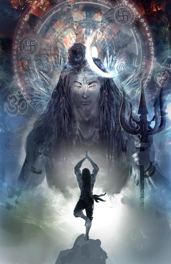 Pin auf Shiva