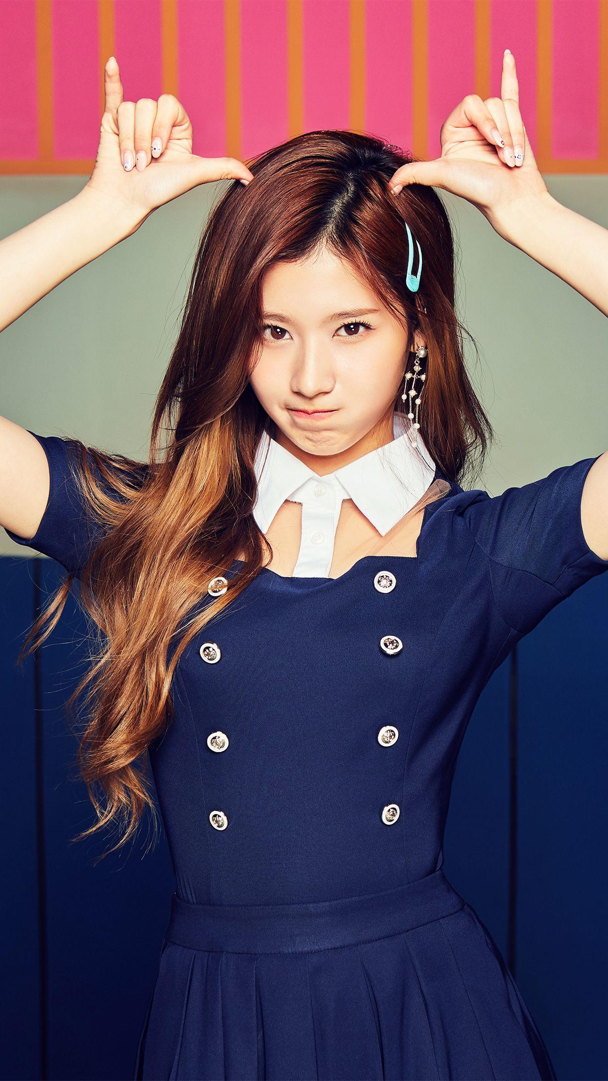 Iphone Wallpaper Twice 트와이스 Sana 사나 Kpop
