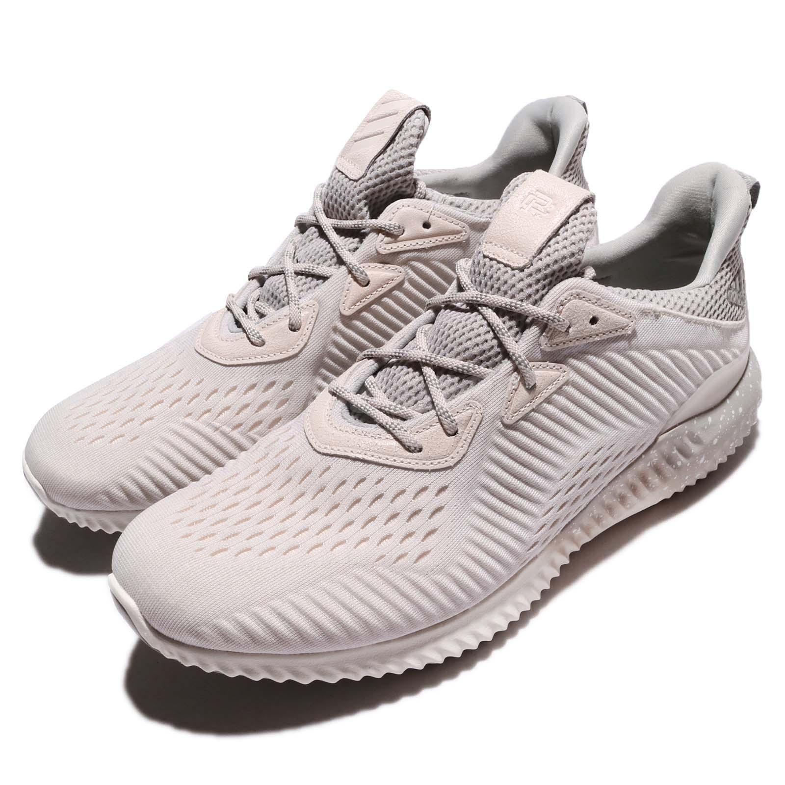b90cfffe0 adidas x Reigning Champ Alphabounce 1 Reigning Cha Grey Men Running Shoes  CG5328
