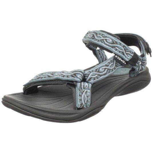 3854e721b Teva Pretty Rugged Nylon Women s Sandal  Amazon.co.uk  Shoes   Accessories
