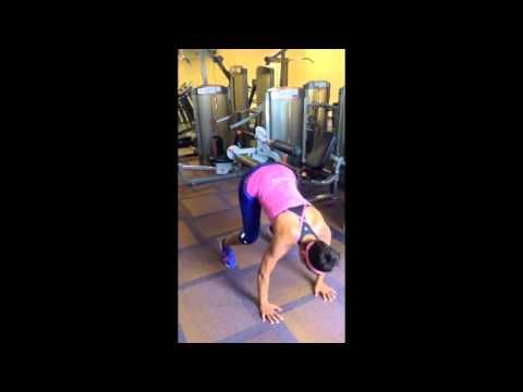 NMFIT Workout: Tipping Frog