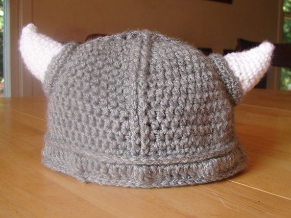 Viking Hat For Baby To Adult Vikings Babies And Crochet