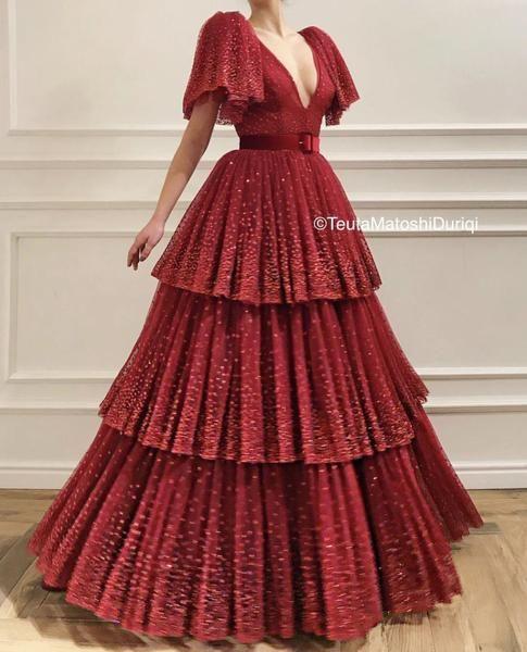 Vivid Princess Gown #tüllstoff
