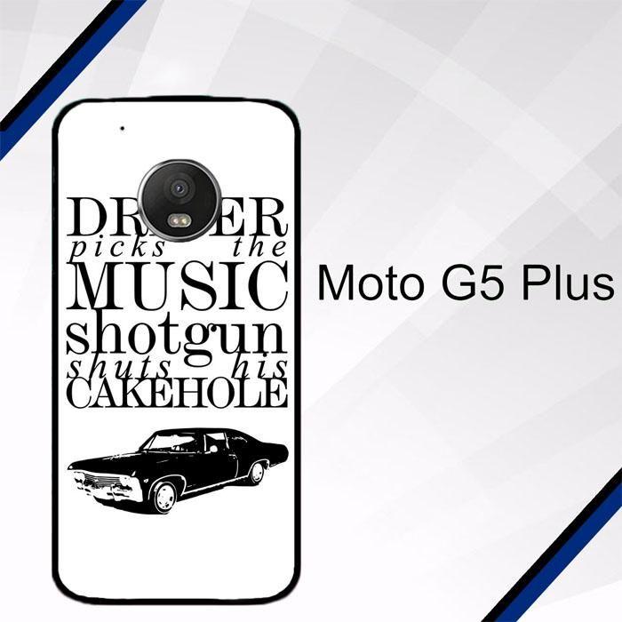 Supernatural Z0198 Motorola Moto G5 Plus Case